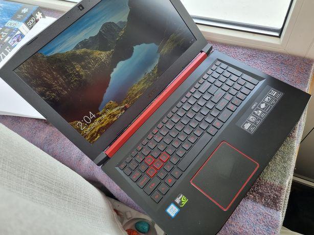 Ноутбук Acer Nitro 5 з додатковим системним ssd 256gb