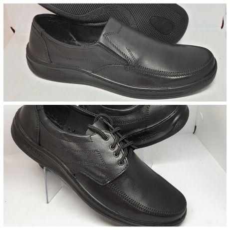 Минимальная цена!!! Кожаные харьковские мужские туфли 39-47рр!!!