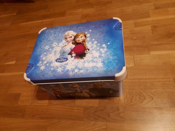 Pudełko pojemnik Elza Frozen Kraina Lodu