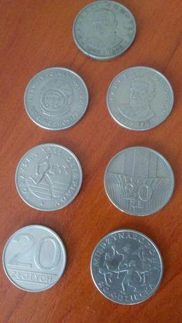 20 zł monety 1973 - 1984