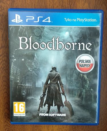 Gra Bloodborne PS4