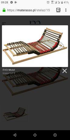 Markowy Stelaż łóżka 120 elektryczny EVO Mobil Materasso nowy