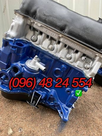 Двигатель Ваз 2101 Мотор на авто 21011 2103 2106 2107 2121