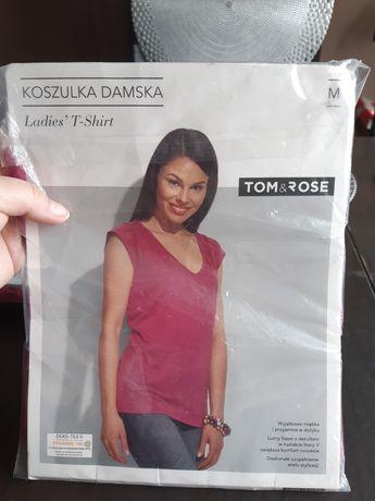 Nowa koszulka damska