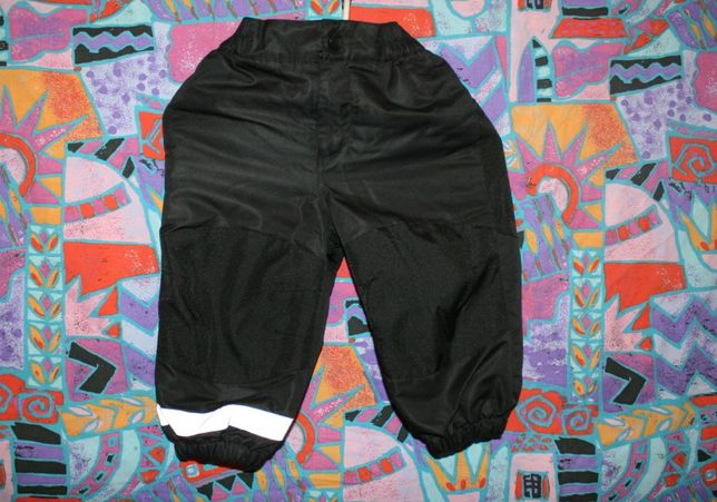 Детские теплые штаны H&M,EUR - 86 р