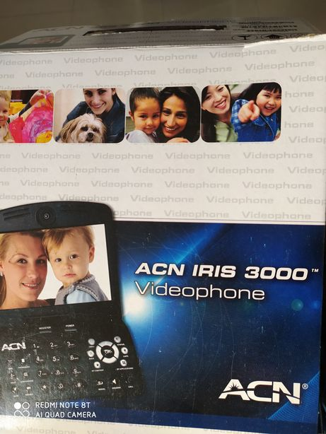 Video telefon ACN Iris 3000