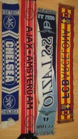 Cachecóis de clubes futebol