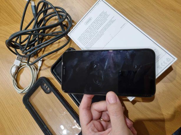 Iphone 256GB desbloquedo com acessórios