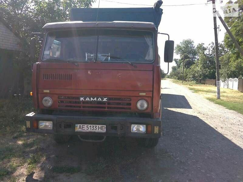 Продам КАМАЗ сцепка Днепр - изображение 1