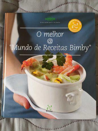 Bimby - livros de receitas