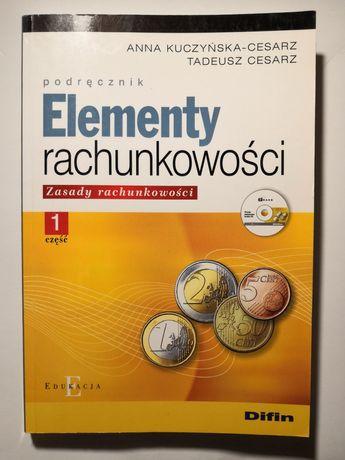 Elementy rachunkowości Zasady rachunkowości podręcznik