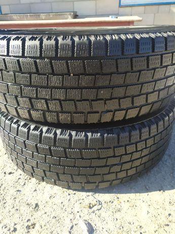 Резина шины зима YOKOHAMA made in Japan