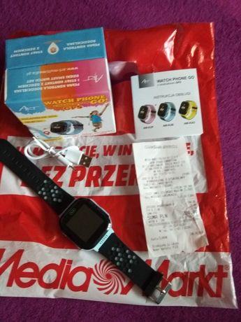 Smartwatch na kartę SIM dla dzieci