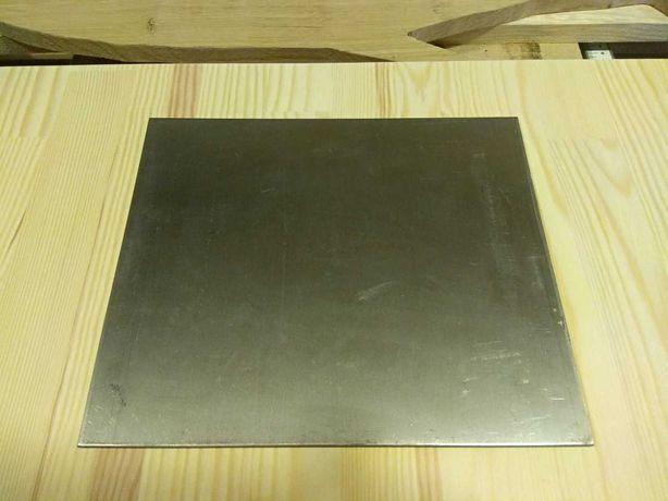 Пластина титан, 245х207х3мм