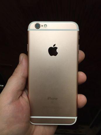 Apple iPhone 6s 16GB Rose Gold айфон ideal идеал