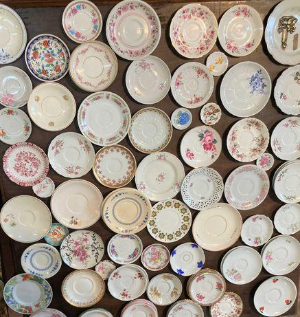 pratos decorativos miniaturas 600 unidades