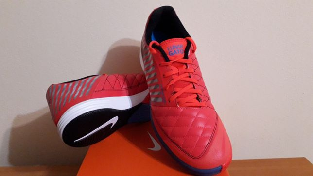 Футзалки Nike Lunar Gato II IC 580456-604 оригінал профі