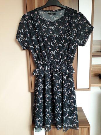 Mohito XS sukienka z baskinką