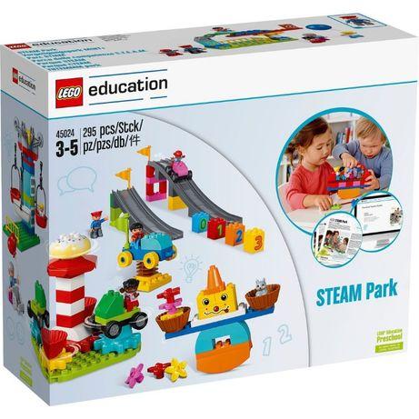 LEGO 45024 (Education STEAM Park) обучающий конструктор