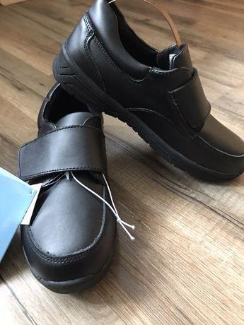 Туфли комбинированные Pepperts р.34