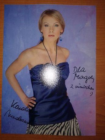 Autograf Karolina Nowakowska