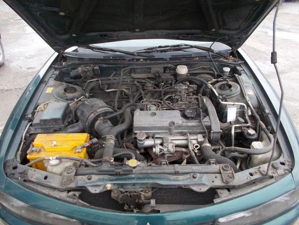 головка коробка генератор стартер ТВНД Mitsubishi Galant 2.0 1995