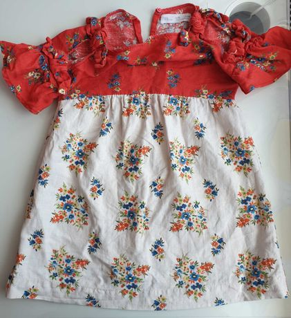 Sukienka Zara letnia 110