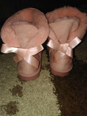 Śniegowce buty na zimę