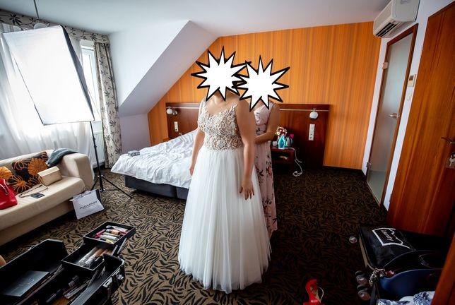 Suknia ślubna ANTONELLA