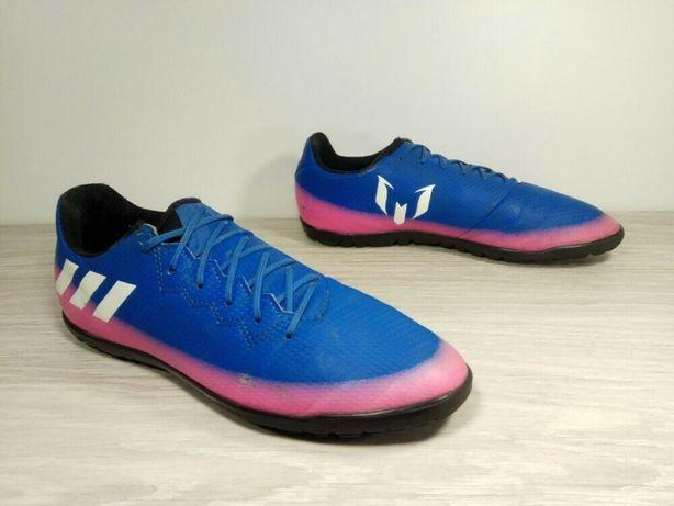Сороконожки футзалки копочки Adidas 38р