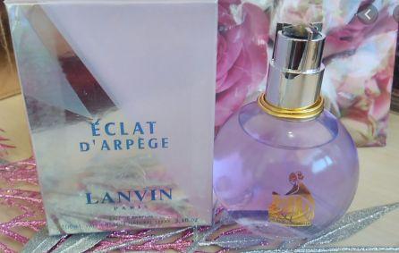 Ланвин Эклат 100 мл Lanvin Eclat d'Arpege туалетная вода женская