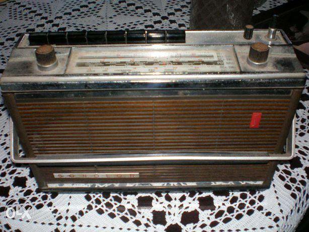 Radio transístor Sonolor 1969
