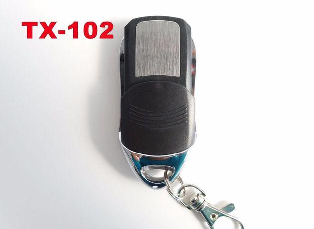 Comandos de portão de garagem - Rolling Code - TX102 433MHz
