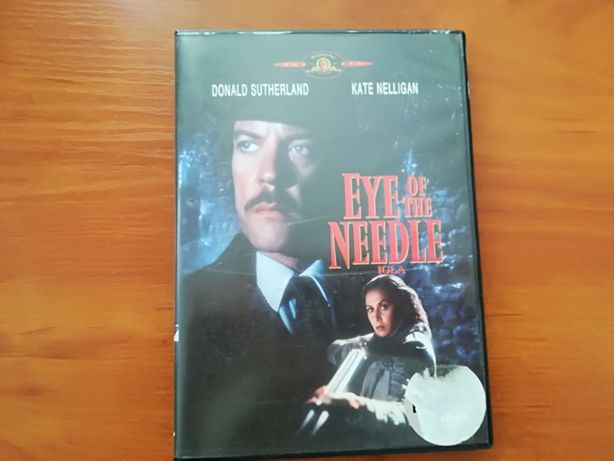 Igła (Eye Of The Needle) film dvd stan idealny!
