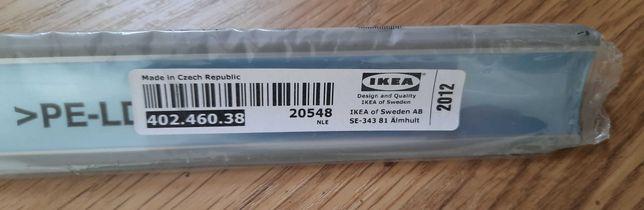 Fixa Ikea listwa wykończeniowa ścienna kolor stalowy 2 sztuki 2,5 m dł