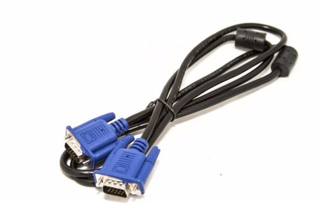 Кабель VGA-VGA 1.5м и 3м для монитора , кабель HDMI 1.5м и 1м