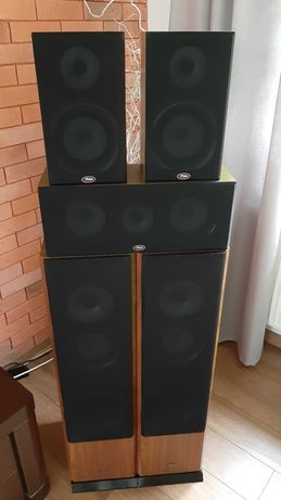 Zestaw 5-u głośników Prism Esmerald  HT-300