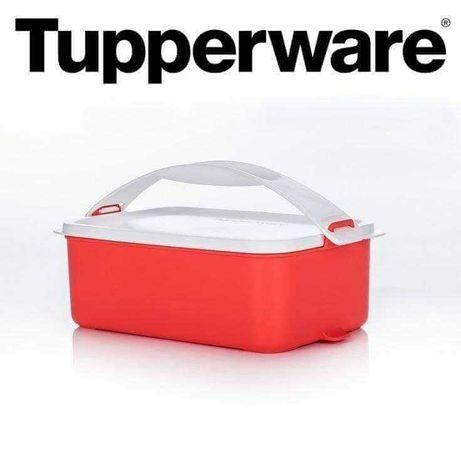 Caixa pega e leva, Tupperware