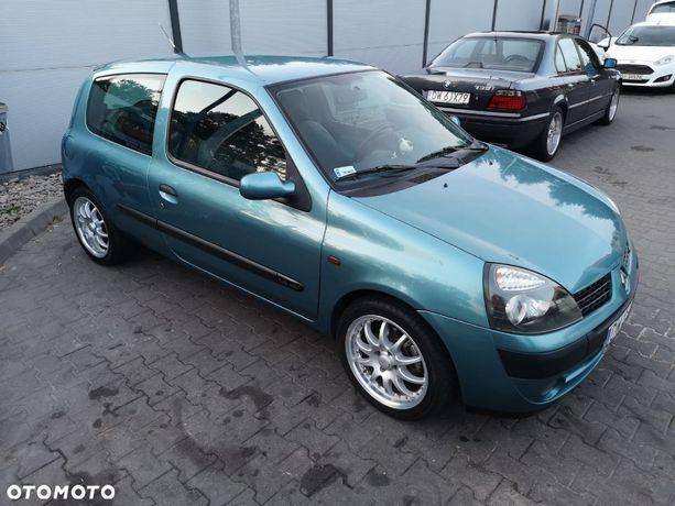 Renault Clio Clio II 1,4 16V