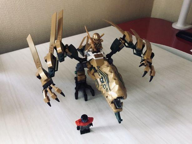 Конструктор LEGO NINJAGO Золотой Дракон (70503) Подробнее: https://roz