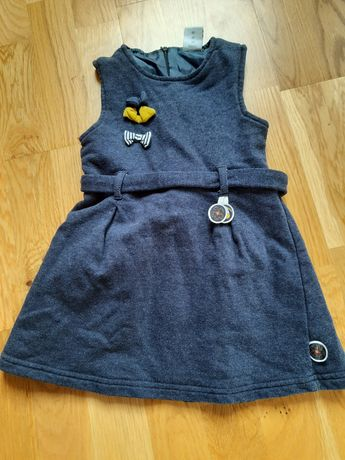 Sukienka Coccodrillo r.104