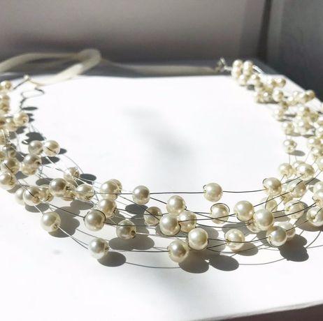 Ободок, диадема, украшение для невесты