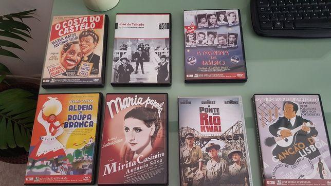 Filmes portugueses antigos