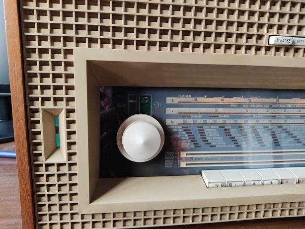 Rádio a Válvulas Siemens Mod- RD21