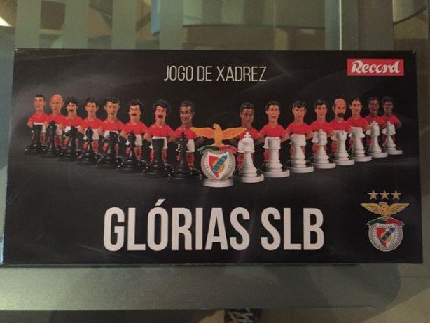 Xadrez do Benfica figuras históricas (oferta Trivial Pursuit Benfica)