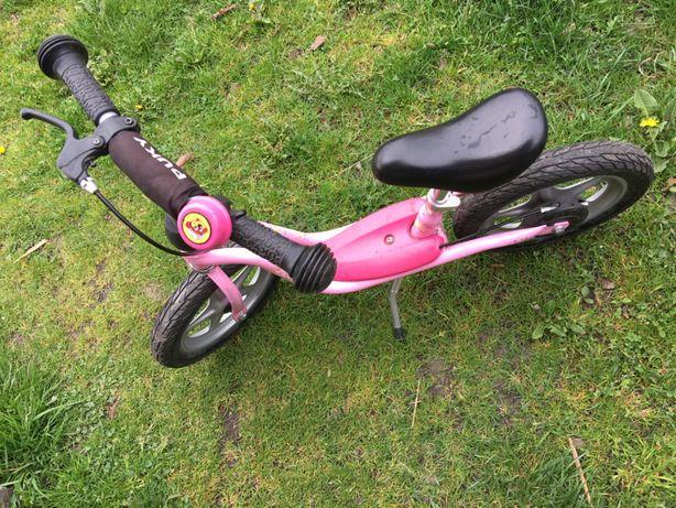 Rower biegowy puky różowy