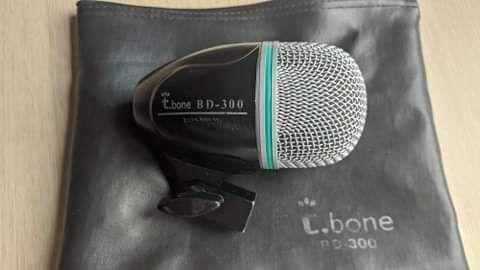 Mikrofon dynamiczny T.Bone BD 300 perkusyjny