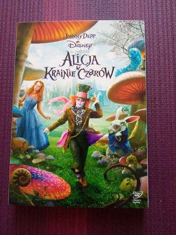 Alicja w krainie czarów DVD
