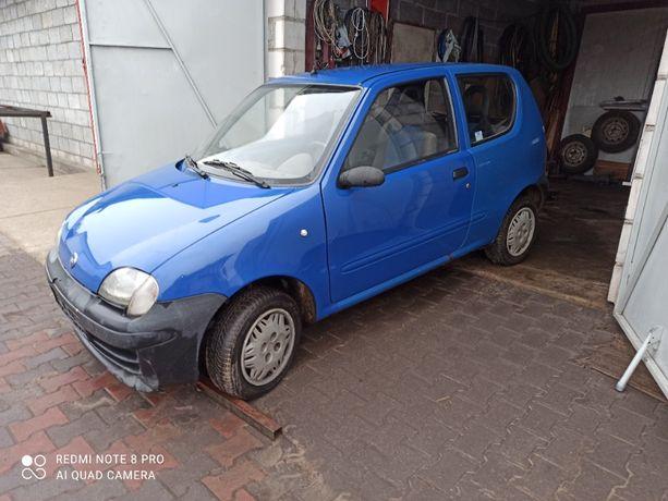 Fiat Seicento 1,1 2003r. w całości lub na części