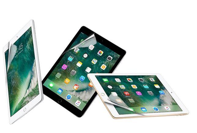 Гидрогелевая пленка для Apple iPad. Ультратонка все модели